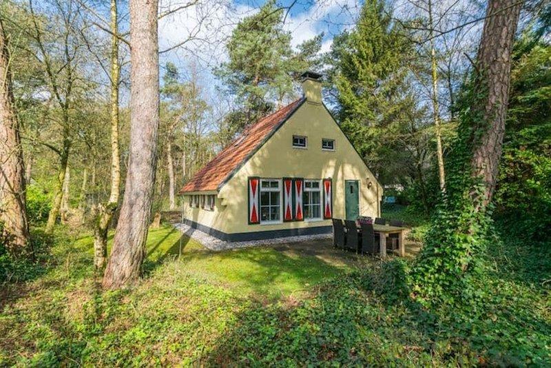 Landhaus mit drei Schlafzimmer, Geschirrspüler und Garten, casa vacanza a Dieverbrug