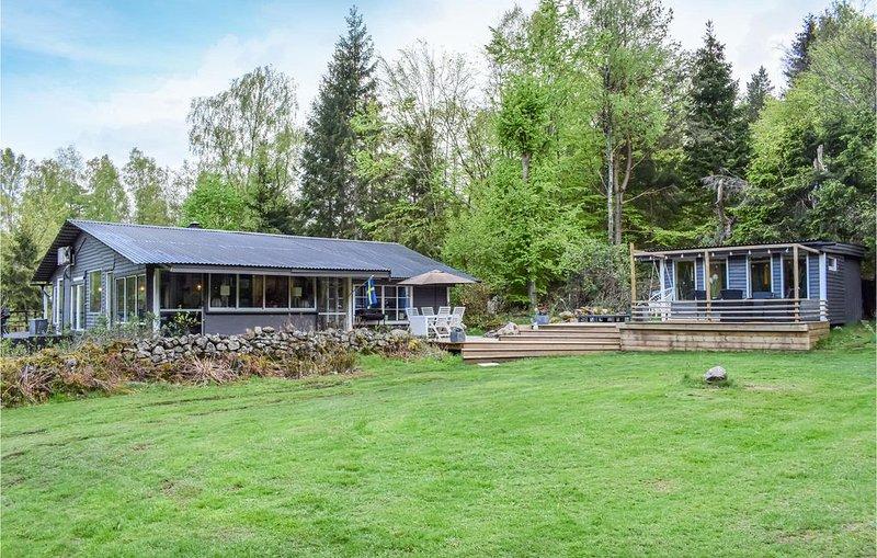 4 Zimmer Unterkunft in Linderöd, location de vacances à Horby