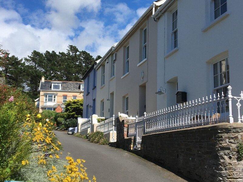 Nannys Cottage, sleeps 6, high standard throughout, 2 mins to beach, alquiler vacacional en Bideford
