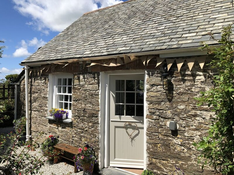 The Old Dairy Luxury Studio, casa vacanza a Mevagissey