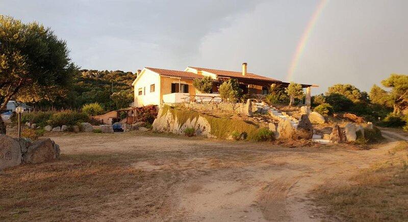 Trilocale Verde  Mare e Natura, casa vacanza a Le Saline