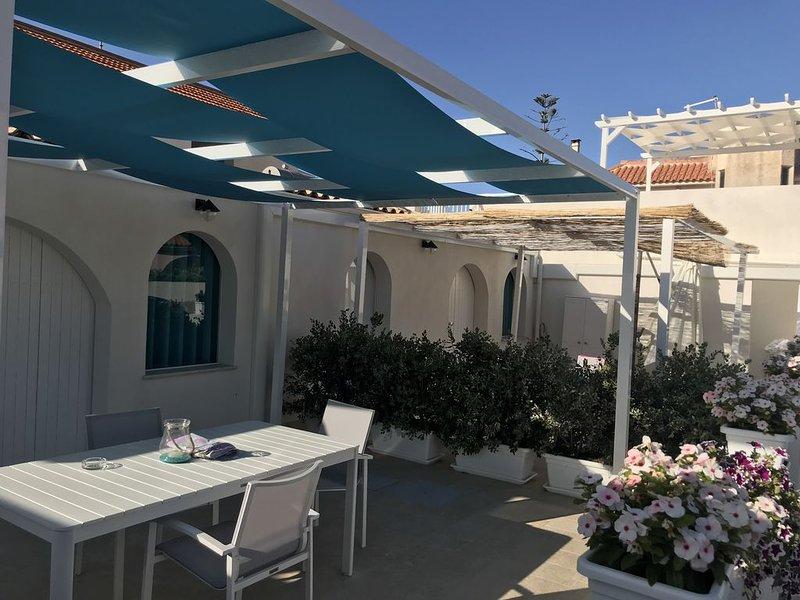 casa vacanza Almaga bilocale, holiday rental in Reitani