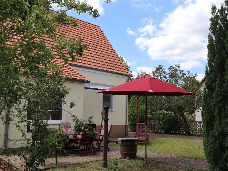Ferienhaus Liesfeld Langewahl, location de vacances à Lebus