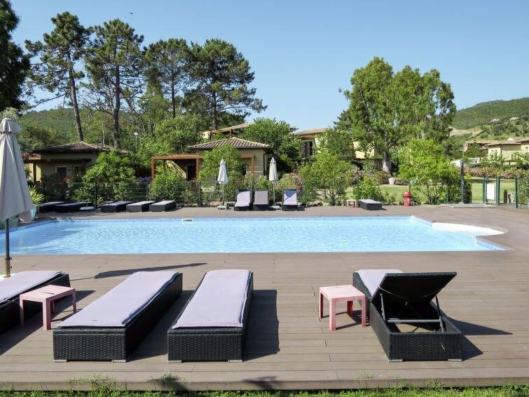 Ferienwohnung Marina di Favone (FAV101) in Favone - 6 Personen, 2 Schlafzimmer, vacation rental in Favone