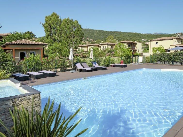 Ferienwohnung Marina di Favone (FAV100) in Favone - 4 Personen, 1 Schlafzimmer, vacation rental in Favone