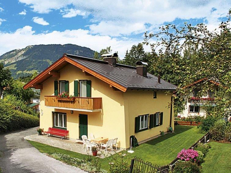 Ferienhaus Friedenau in Fieberbrunn - 6 Personen, 3 Schlafzimmer – semesterbostad i St. Ulrich am Pillersee