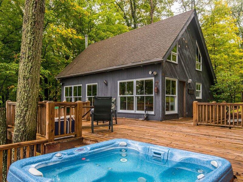 Whippoorwill Woods Cabin, alquiler de vacaciones en Nashville