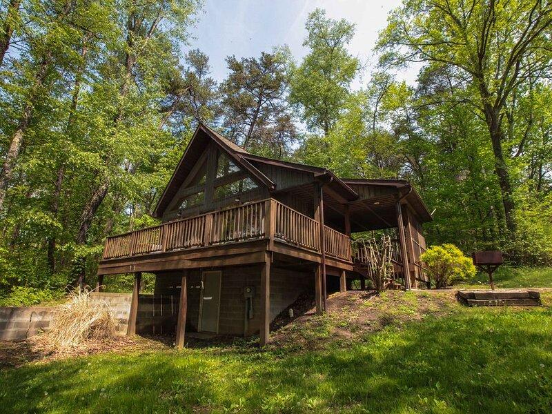 Laurelwood - Hocking Hills, location de vacances à Gibisonville
