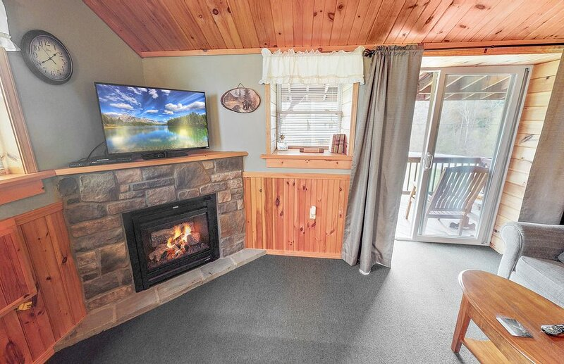 Rough Cut Lodge - Suite 3, location de vacances à Wellsboro