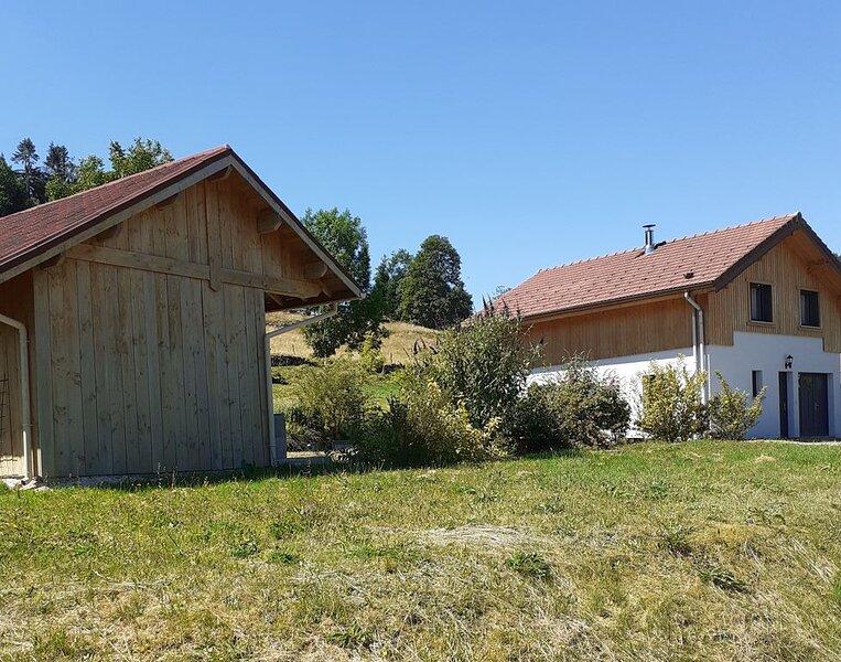 Location saisonnière  Ventron Hautes Vosges région Grand Est, holiday rental in Ventron