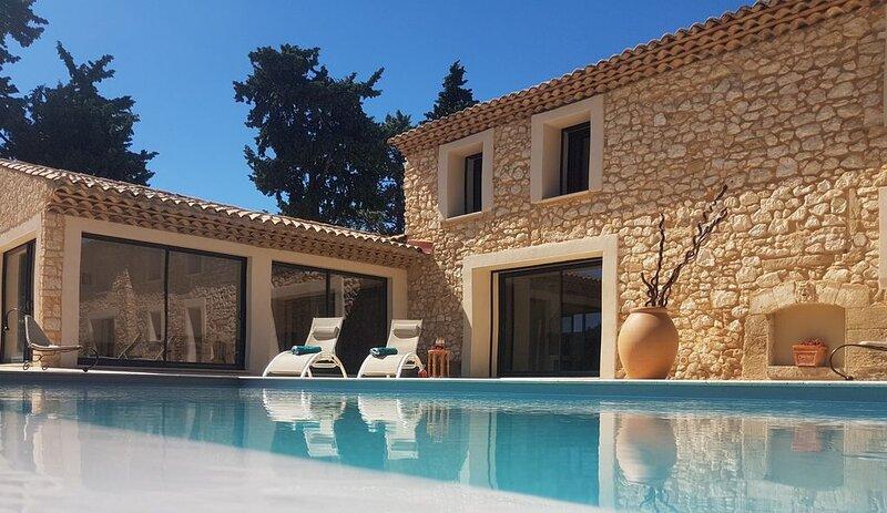 Mas de Fugueyrolles Suite Luberon, holiday rental in Cavaillon