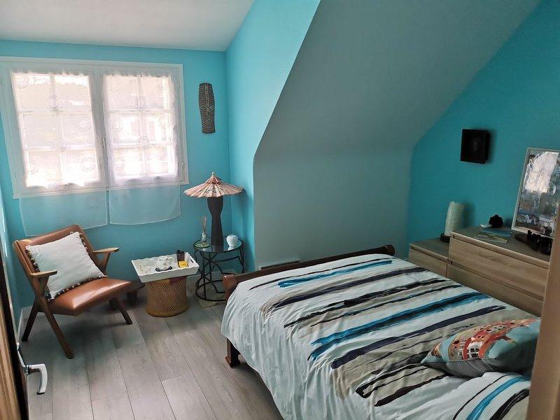 Chambre dans  maison néo-bretonne, vacation rental in Quimperle