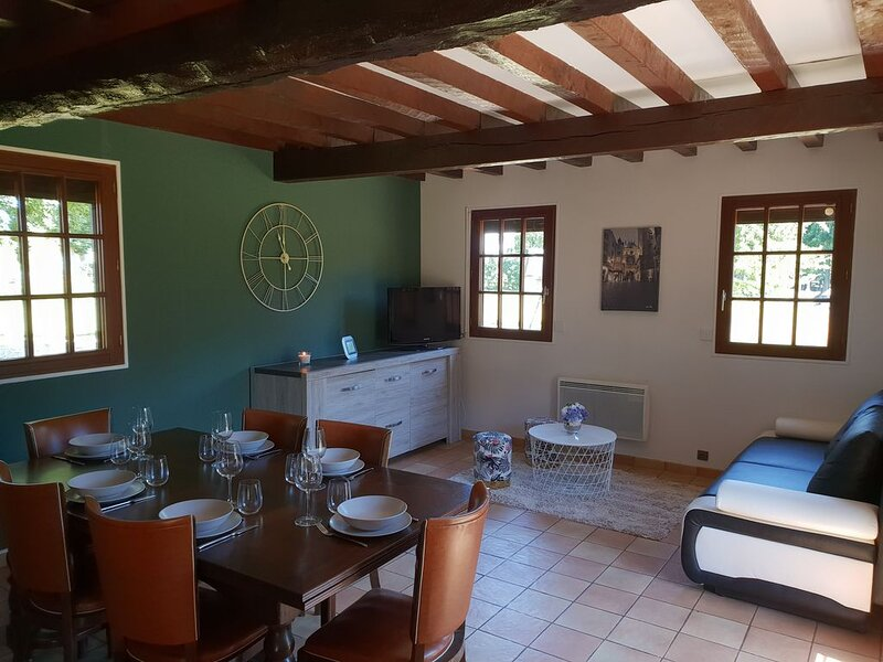 Gite du Quesnay, holiday rental in Fontaine-le-Bourg