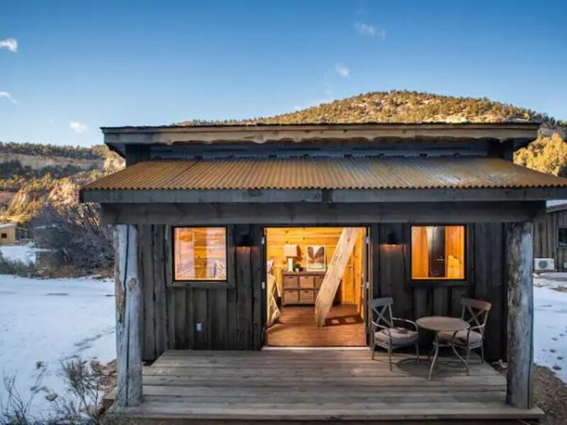 The Boundary Cabin 2, holiday rental in Mount Carmel