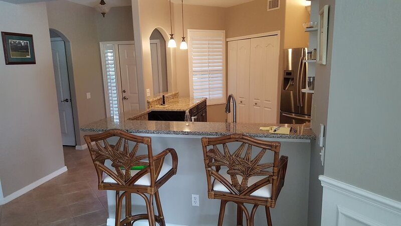 Remodeled first floor condo in beautiful Spring Run, vacation rental in Bonita Springs