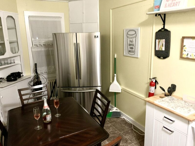 Cozy 1 bedroom apartment, vacation rental in East Stroudsburg