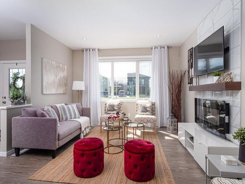Gorgeous house  in trendy location, alquiler de vacaciones en Winnipeg