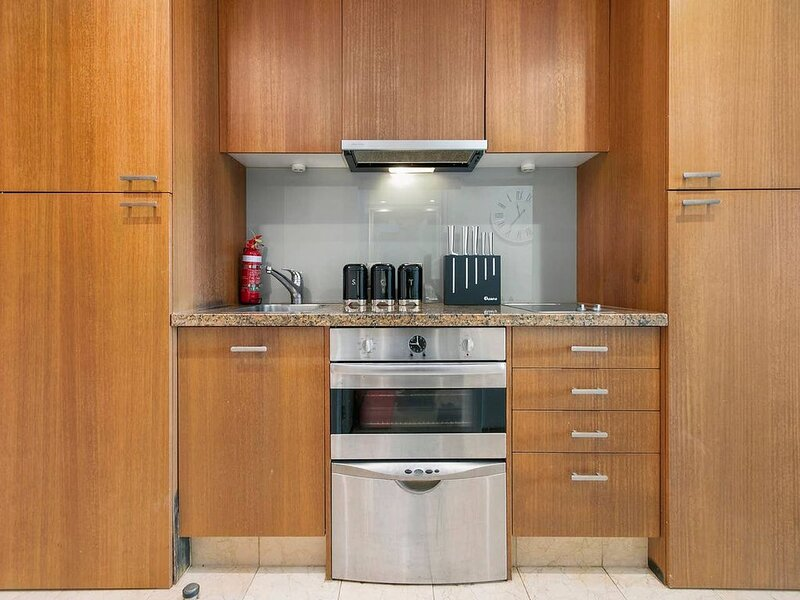 Fully equipped kitchenette for all of your cooking needs