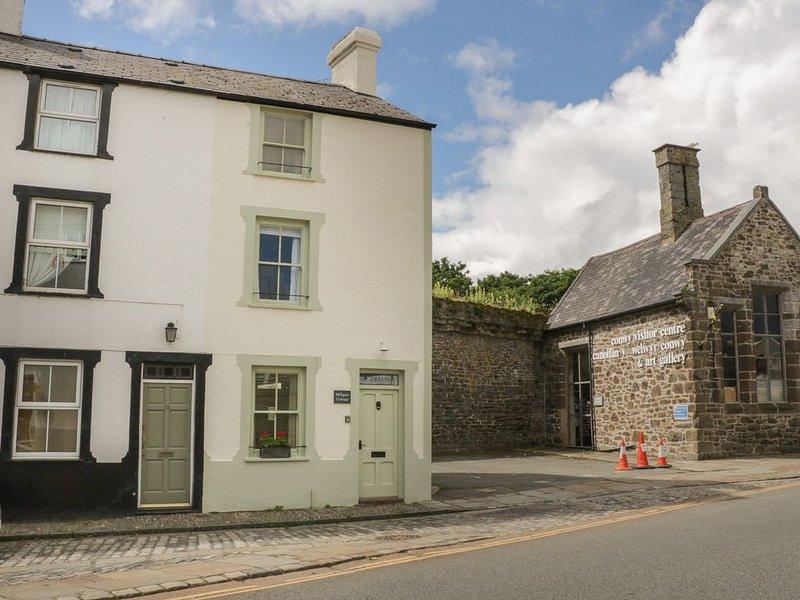 Millgate Cottage, CONWY, vacation rental in Llansanffraid Glan Conwy