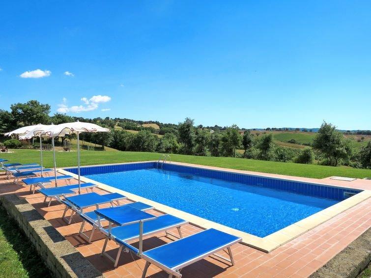 Ferienwohnung Colle Mezzagno (ITA141) in Istia d'Ombrone - 9 Personen, 4 Schlafz, holiday rental in Montorgiali