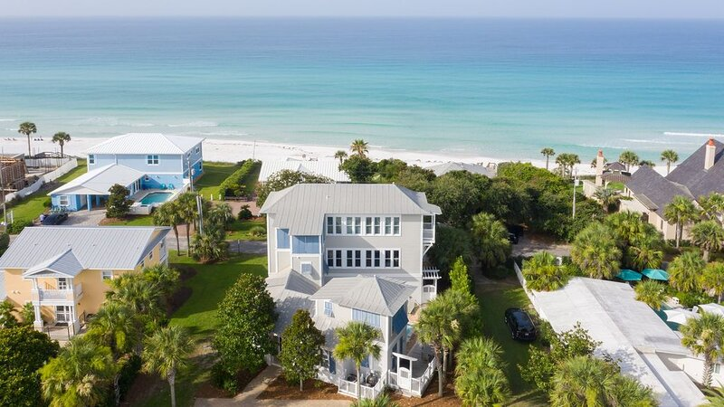 Big Fish House, Gulf View, Private Heated Pool, Available April 25 - May 1!, holiday rental in Seagrove Beach