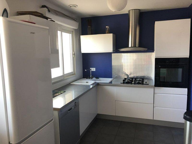 Appartement dans résidence, 6 personnes, proche de l'océan, calme, location de vacances à Biscarrosse