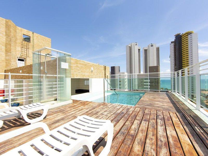 By Liiv Natal Ponta Negra Apartamentos Varandas, casa vacanza a Parnamirim