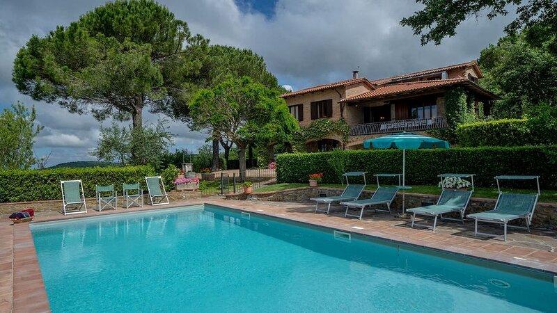 Solaria di Santa Maddalena 14, Castelnuovo Berardenga, Siena and Chianti, location de vacances à Vagliagli