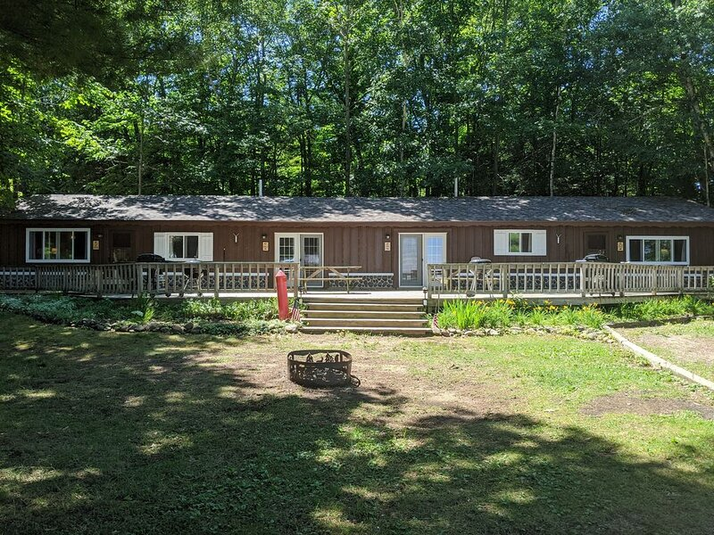 Turtle's Hideaway - Unit 12 - POV Resort Cabins - | Visit Winter Wonderland, vacation rental in Land O' Lakes
