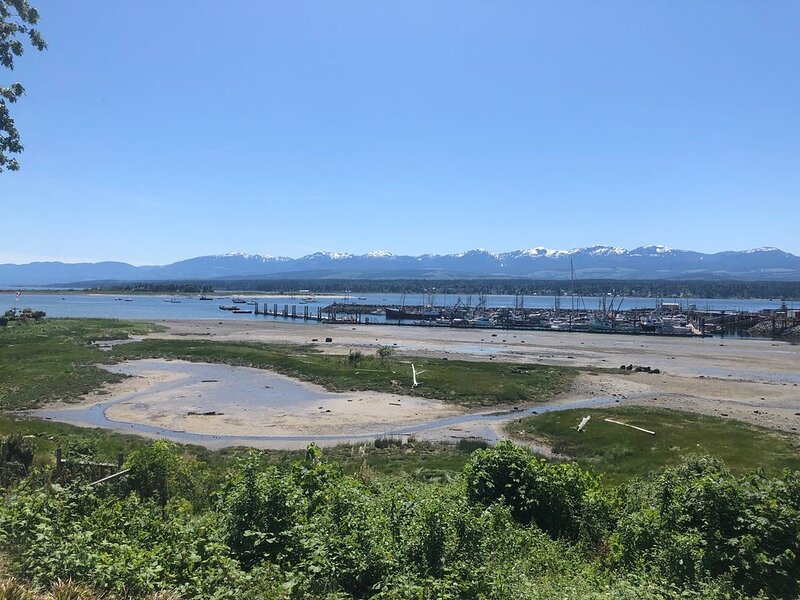 Waterfront Suite in the Heart of Comox, location de vacances à Comox Valley