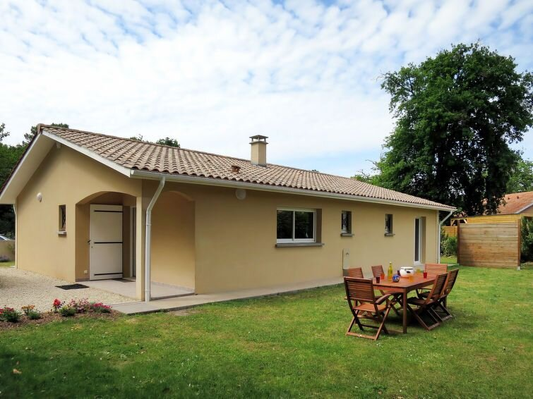 Ferienhaus Mimosa (SUL135) in Soulac - 6 Personen, 3 Schlafzimmer, holiday rental in Soulac-sur-Mer