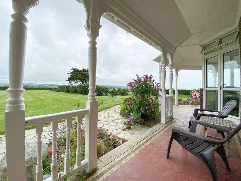 Self catering retreat for two., location de vacances à Marhamchurch