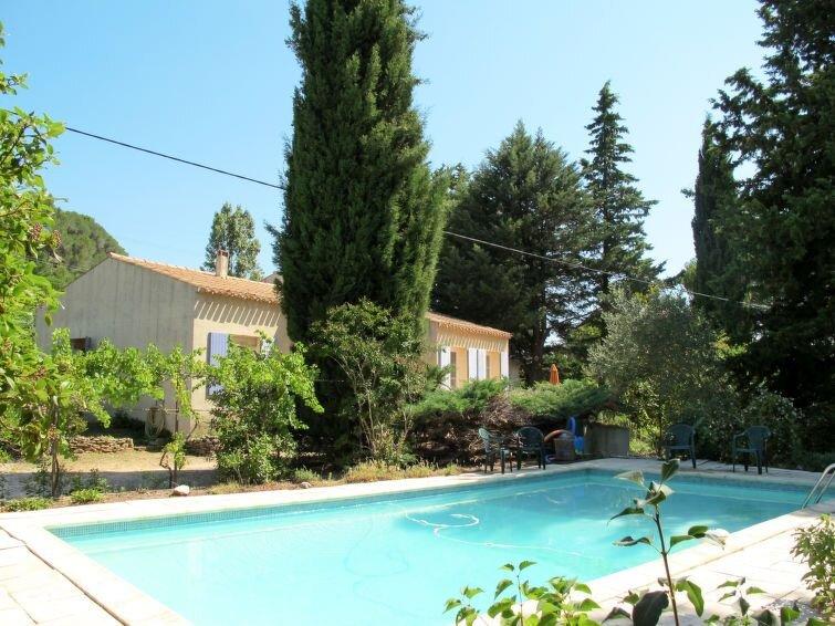 Ferienhaus La Rouveyrolle (BSC130) in Bagnols sur Cèze - 8 Personen, 4 Schlafzim, aluguéis de temporada em Orsan