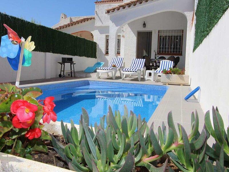 LOW COAST+ PISCINA PRIVADA EN RIUMAR (Delta del Ebro) 6 pers., aluguéis de temporada em Riumar