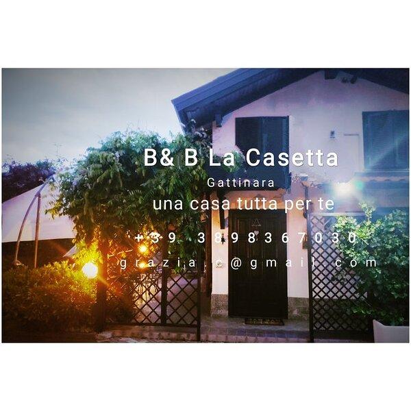 B&B La casetta di Gattinara, alquiler vacacional en Valdengo