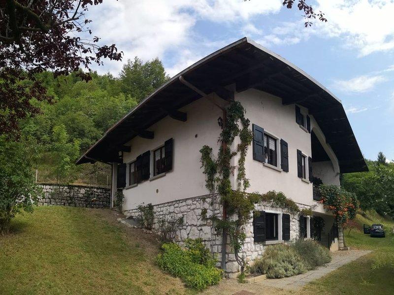 Villa in montagna, location de vacances à Vesta