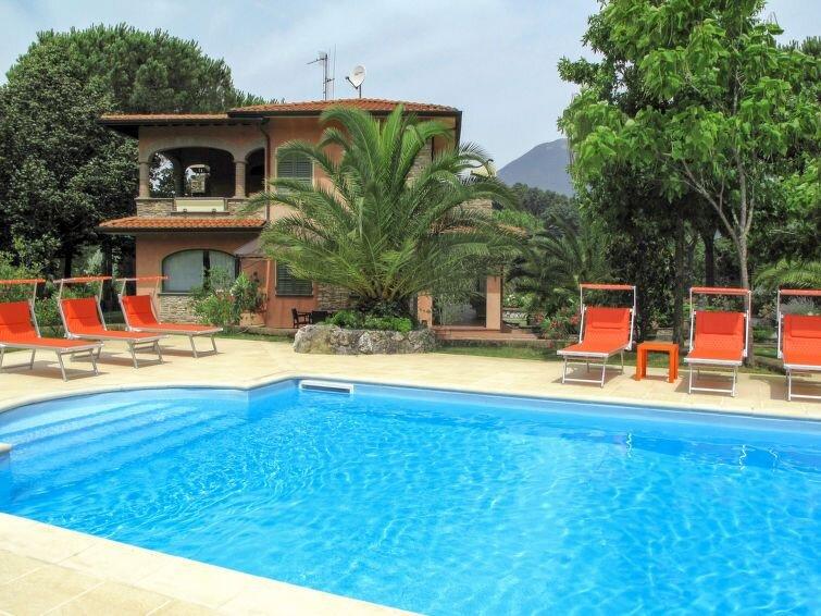 Ferienhaus Costacce (CMA255) in Camaiore - 6 Personen, 3 Schlafzimmer, alquiler de vacaciones en Camaiore