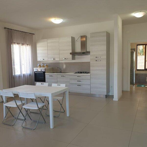 Casa vacanza in Trecastelli (AN) - 10 km da Senigallia (AN), location de vacances à Morro d'Alba