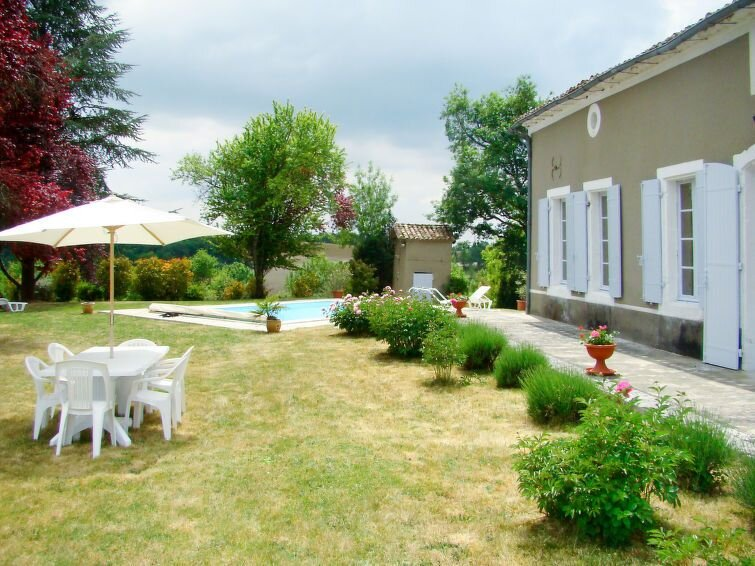 Ferienhaus La Gaubide (CAY300) in Castillonnes - 8 Personen, 3 Schlafzimmer, vacation rental in Cahuzac