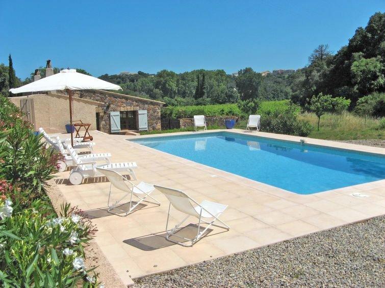 Ferienhaus La Bergerie des Vignes (AGY130) in Agay - 8 Personen, 4 Schlafzimmer, vacation rental in Agay