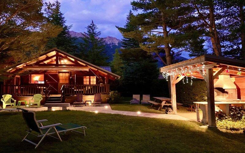 All Chalet Confort 80 m2 - 1000m2 Land - Boutique River Mountain SUMMER / WINTER, location de vacances à Hautes-Alpes