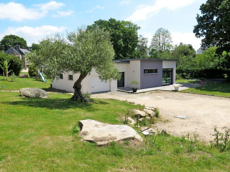 Ferienhaus Penn Sardin (DNZ100) in Douarnenez - 6 Personen, 3 Schlafzimmer, holiday rental in Treboul