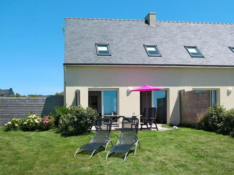 Ferienhaus Mer des Bosmans 1 (LCQ106) in Le Conquet - 6 Personen, 3 Schlafzimmer, holiday rental in Trebabu