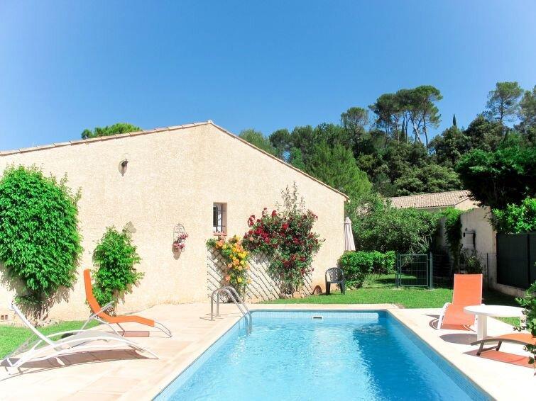 Ferienhaus des Roses (LMO100) in La Motte en Provence - 6 Personen, 2 Schlafzimm, holiday rental in La Motte