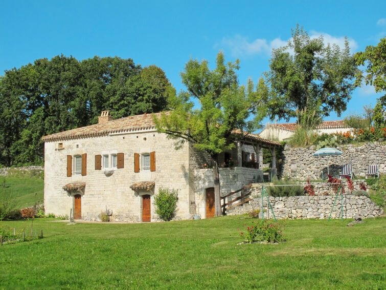 Ferienhaus Compère (BMT400) in Belmontet - 6 Personen, 2 Schlafzimmer, Ferienwohnung in Saint-Daunes