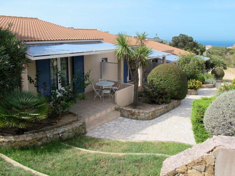 Vacation home Résidence San Antoine  in L'Ile Rousse, Corsica - 4 persons, 1 be, location de vacances à Pigna
