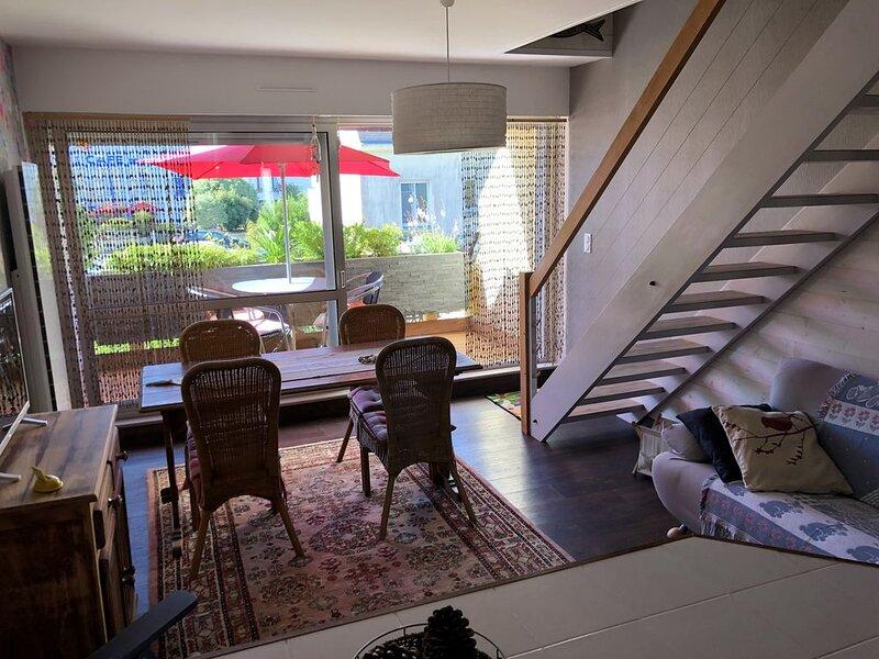 Appartement dans résidence, holiday rental in Clohars-Carnoet