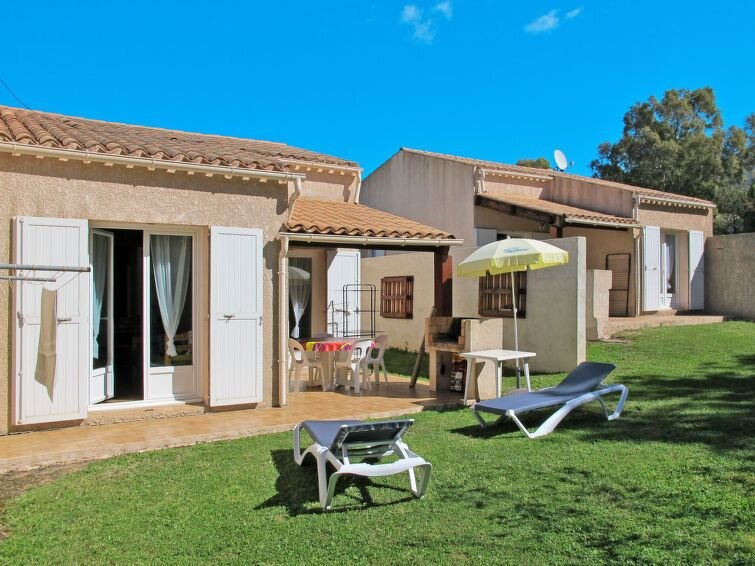 Vacation home Résidence La Pinede  in Sagone, Corsica - 4 persons, 1 bedroom, holiday rental in Sagone