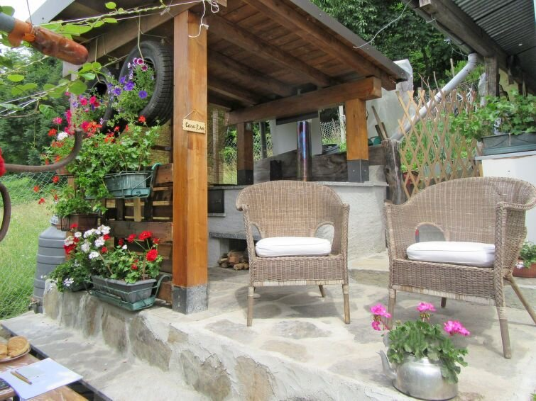 Ferienhaus Casa Kiwi (CXC100) in Cercino - 6 Personen, 1 Schlafzimmer, vacation rental in Verceia