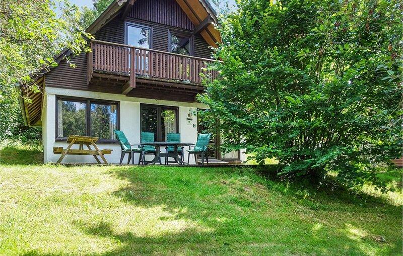 3 Zimmer Unterkunft in Frankenau, location de vacances à Frankenberg